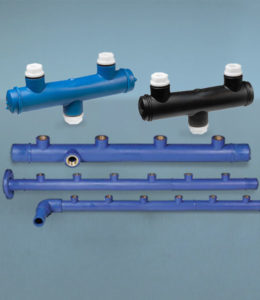 COLLECTORS AND MANIFOLDS